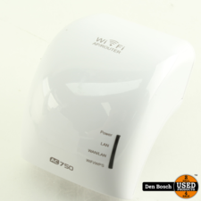 Envivo WiFi Repeater Powerline Adapter
