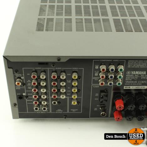Yamaha RX-V440RDS Receiver met 3 Maanden Garantie