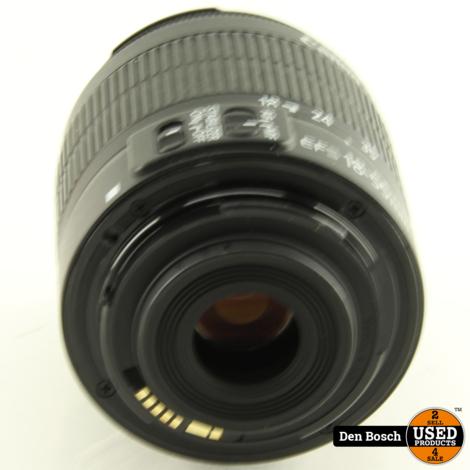 Canon EOS 550D met 18-55mmm Objectief en Doos