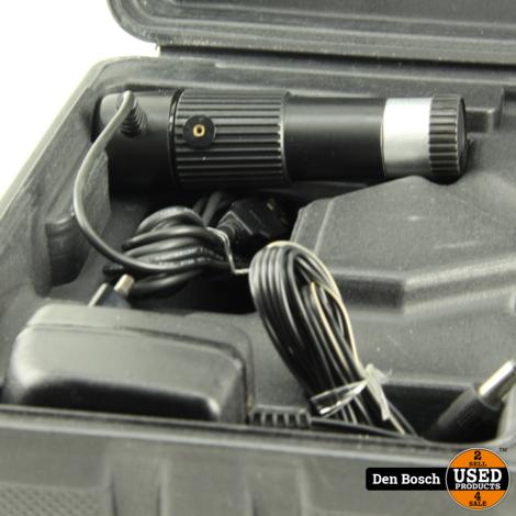 Traveler Microscoop met USB Oculair