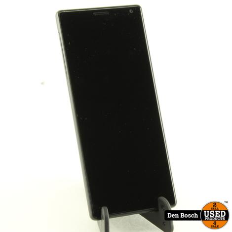 Sony Xperia 10 Dual sim met bon van 15-06-2020