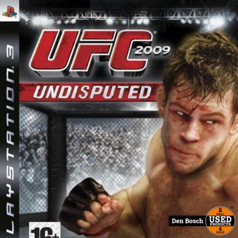 UFC 2009 Undisputed - PS3 Game