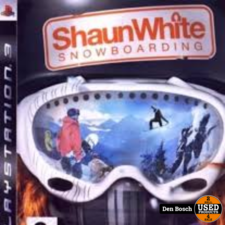Shaun White Snowboarding - PS3 Game