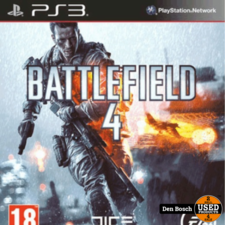 Battlefield 4 - PS3 Game