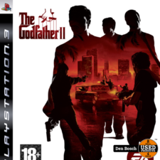 the Godfather II - PS3 Game