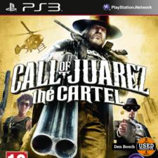 Call of Juarez the cartel - PS3 Game