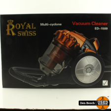 Royal Swiss Cycloon Stofzuiger 700Watt ED-1509