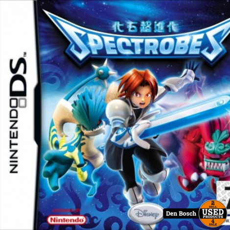 Spectrobes - DS Game