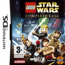Star Wars Complete Saga - DS Game