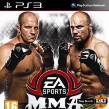 EA Sports MMA - PS3 Game