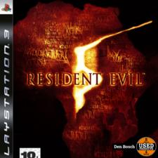 Resident Evil 5 - PS3 Game