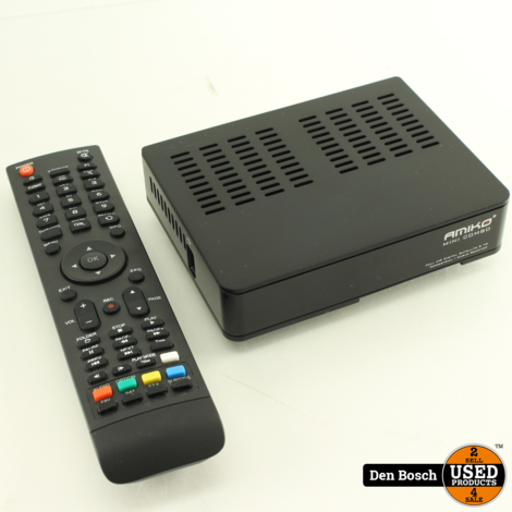 Amiko Mini Combo Full HD Triple Tuner
