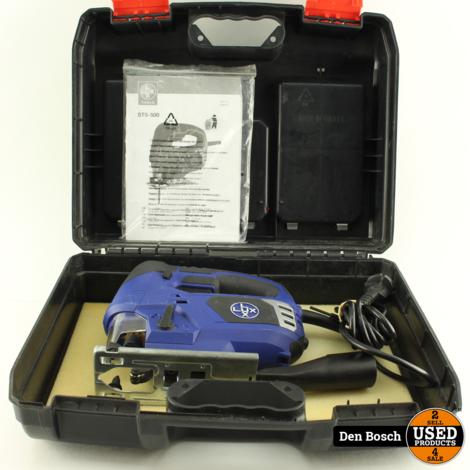 Lux Tools STS-500 Decoupeerzaag met Koffer