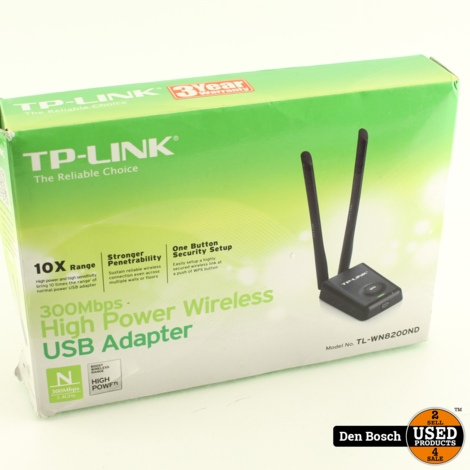 TP-Link TL-WN8200ND WiFi USB-Adapter