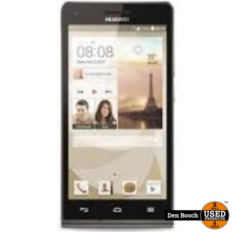 Huawei Ascend G6 Black Nieuw in Doos