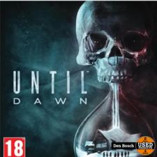 Until Dawn -PS4 Game