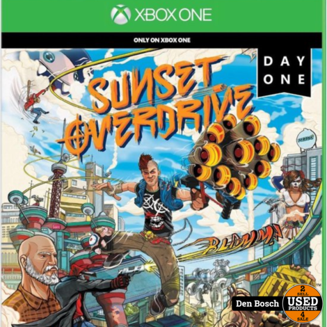 Sunset Overdrive - Xbox One Game