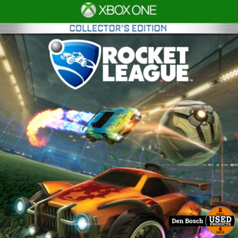 Rocket League Collectors Edition (Zonder Code) - Xbox One game