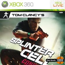 Tom Clancy's Splinter Cell Conviction - Xbox 360 Game