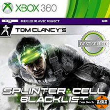 Splinter Cell blacklist - Xbox 360 Game