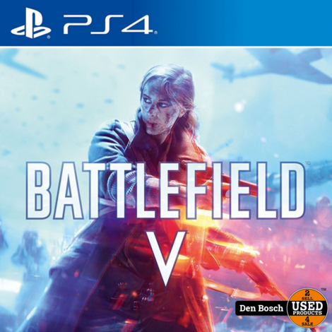 Battlefield V - PS4 Game