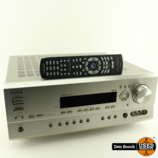 Onkyo TX-SR600E Receiver met Afstandsbediening