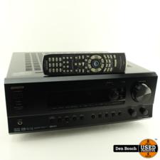 Onkyo TX-D595 Receiver met Afstandsbediening