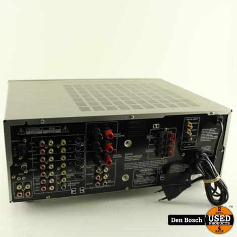 Onkyo TX-DS575 Receiver met Afstandsbediening