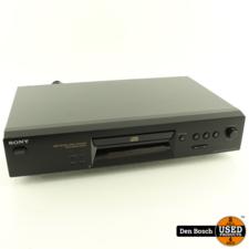 Sony CDP-XE370 CD Speler met 3 Maanden Garantie