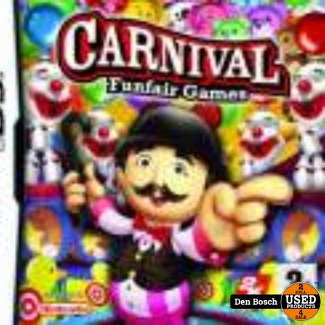 Carnival kermis games - DS Game