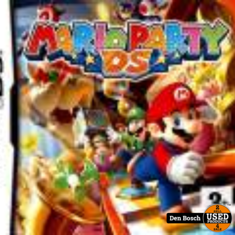 Mario Party DS -DS Game