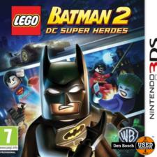 LEGO Batman 2 DC Superheroes - 3DS Game