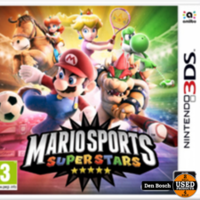 Mario Sports Superstars - 3DS Game