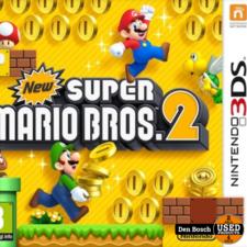 New Super Mario Bros 2 - 3DS Game