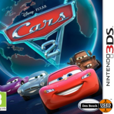 Cars 2 the Movie - 3DS Game