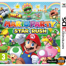 Mario Party Star Rush - 3DS Game
