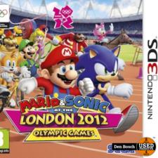 Mario and Sonic op de Olympische Spelen Londen 2012 - 3DS Game