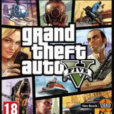 Grand Theft Auto V - PS4 Game
