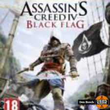 Assassin;s Creed Black Flag - PS4 Game