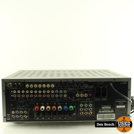 Harman Kardon AVR 240 Surround Receiver met Afstandsbediening