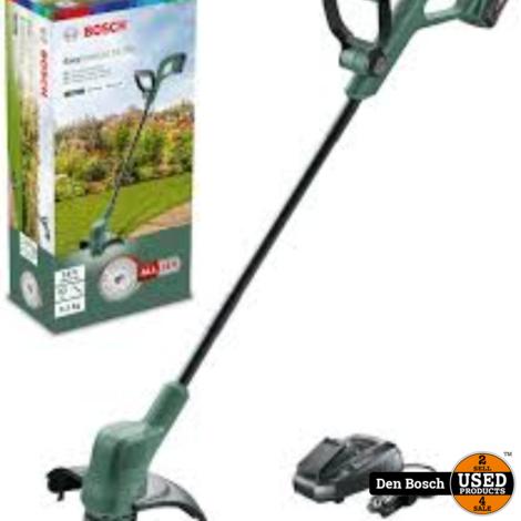 Bosch Easy Crasscut 18-230 Accu-Grastrimmer + Accu (Nieuw)