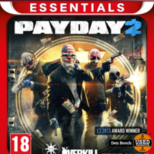 PayDay 2 (essentials) - PS3 Game