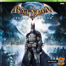 Batman Arkham Asylum - Xbox360 Game