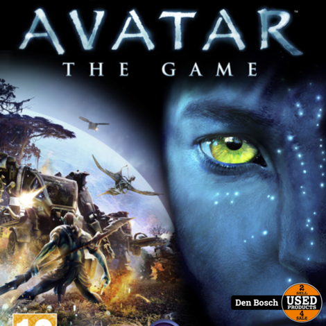 James Cameron's Avatar The Game - Xbox360 Game