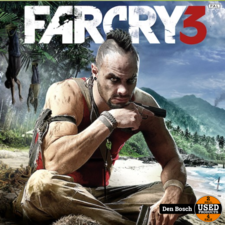 Far Cry 3 - Xbox360 Game