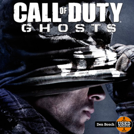 Call of Duty Ghosts - Xbox360 Game