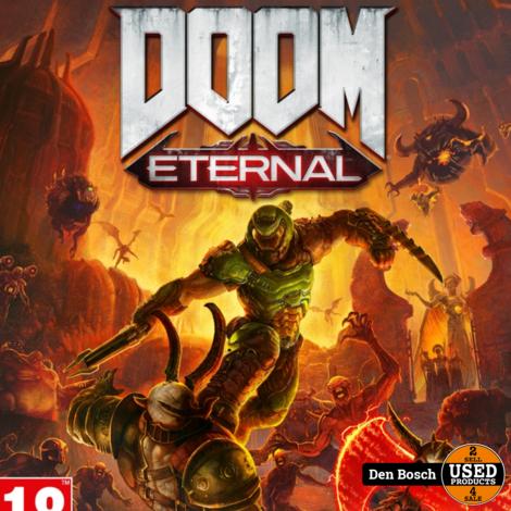 Doom Eternal - PS4 Game
