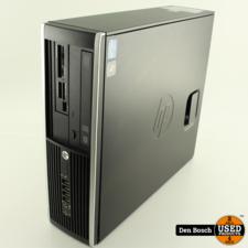 HP Compaq 6200 Pro PC Intel i5-2400 3.1GHz 8GB 500GB SSD