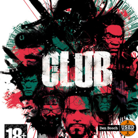 The Club - PS3 Game