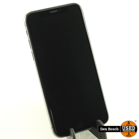 Apple iPhone X 64GB Space Gray met 3 Maanden Garantie